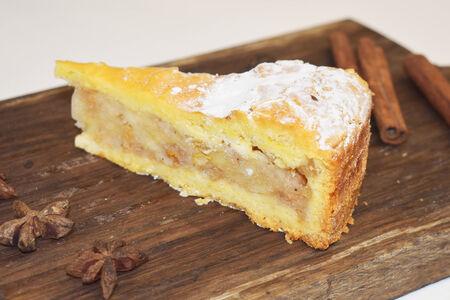 Пирог Британский яблочный