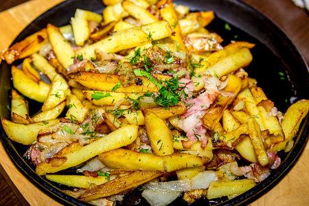 Старочешский картофель