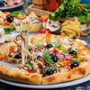 Фото к позиции меню Пицца с сырными бортиками Бовина