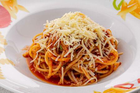 Паста Спагетти болоньезе