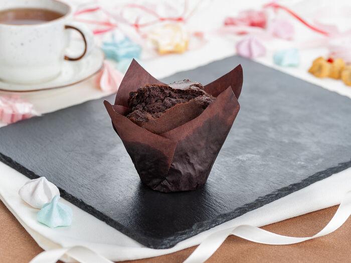 Маффины шоколадные
