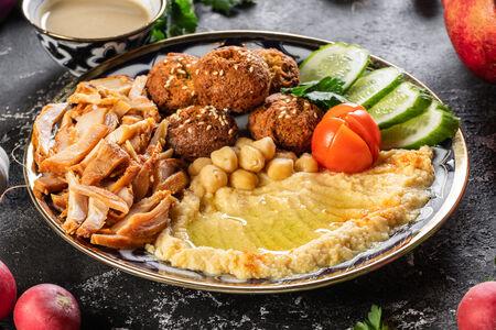 Арабская тарелка