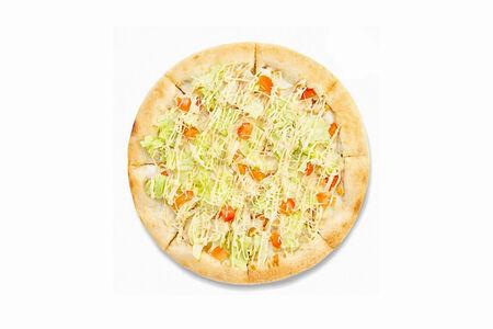 Пицца Цезарь на сливках