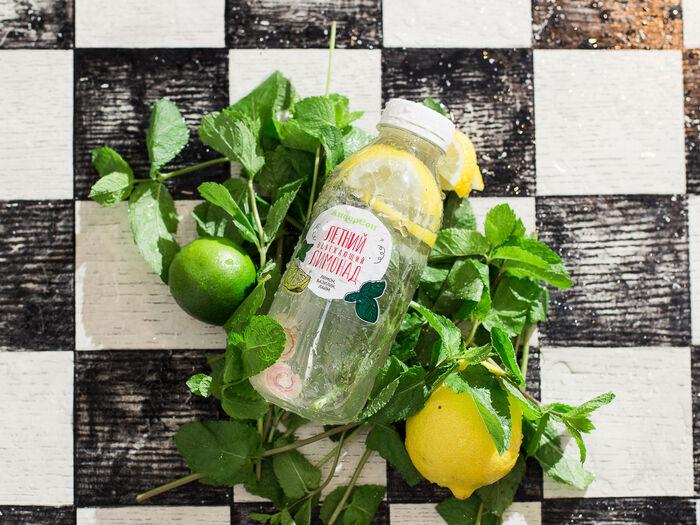 Лимонад Лайм-лимон