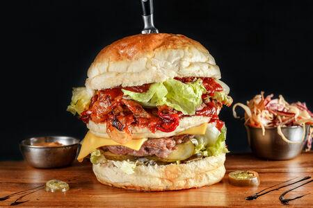 Бургер Чили кон карне
