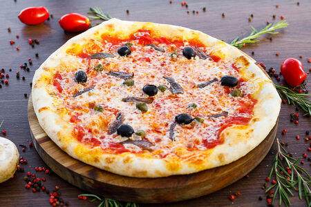 Пицца Наполитано