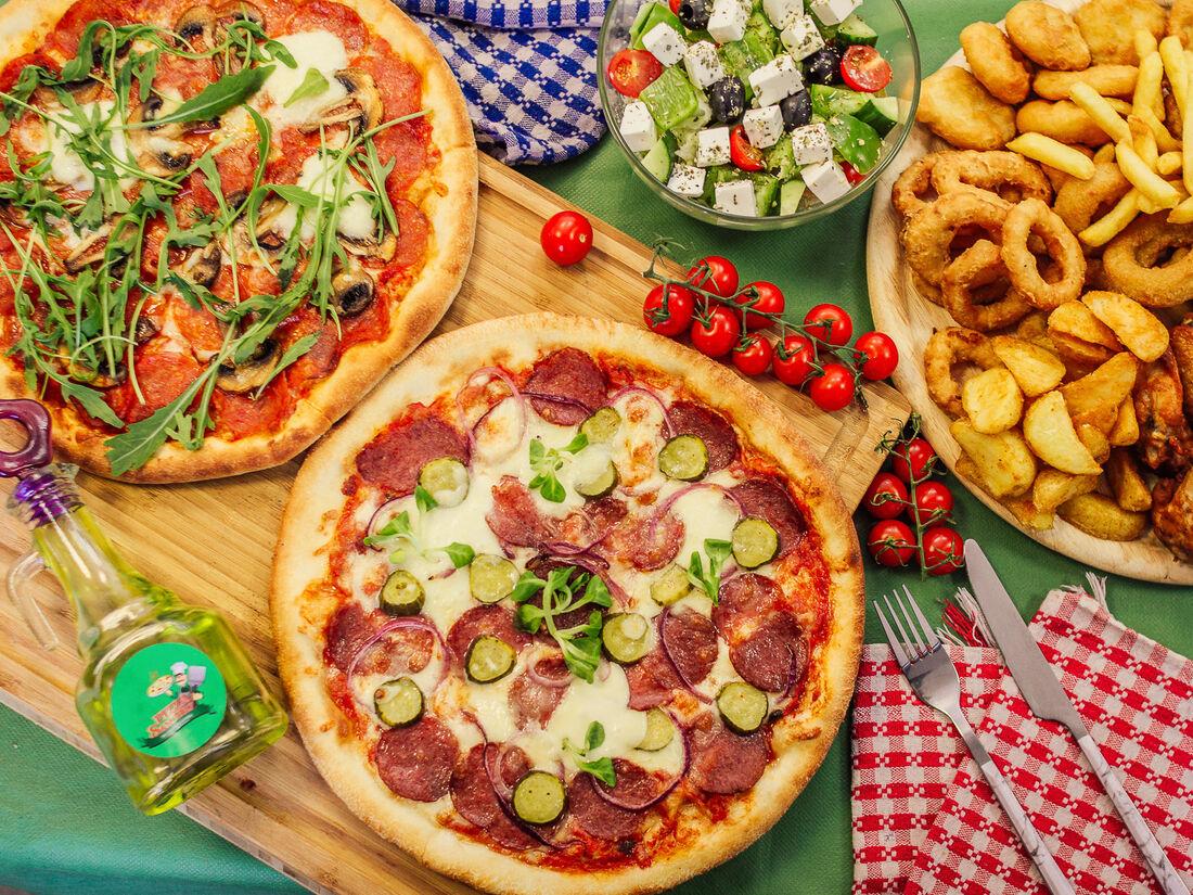 Pizza Sanchez