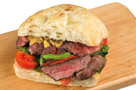 Итальянский сендвич с ростбифом