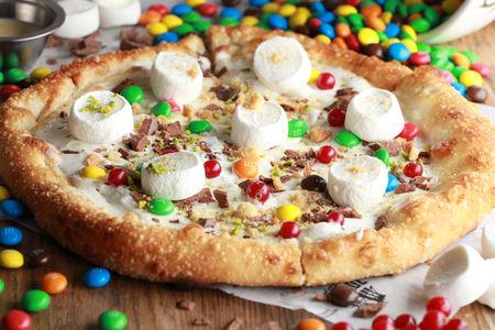 Пицца нутелла