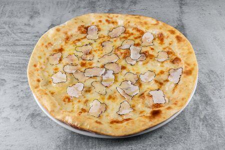 Пицца с трюфелем