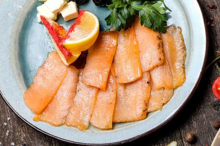 Рыбка заморская