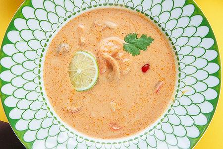 Суп Азиатский Том-Ям