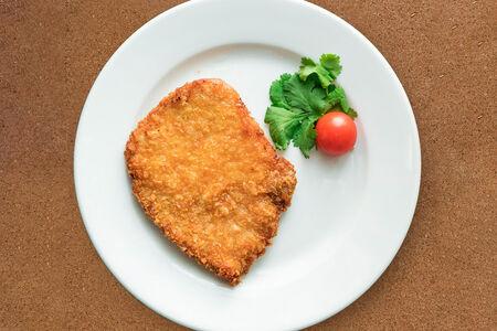 Австрийский шницель