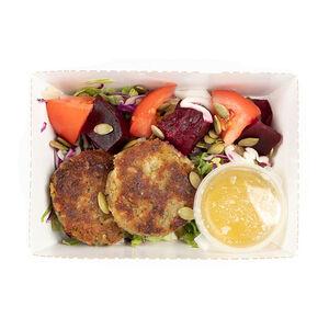 Салат с фалафелем «Хлеб Насущный»