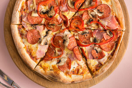 Пицца Крым Наш