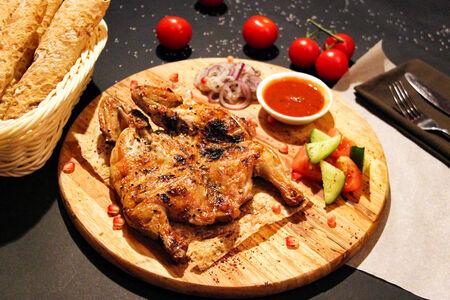 Цыпленок по - бакински