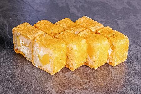 Десерт Яблоко-ананас