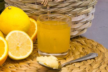 Лимонад натуральный Марокканский