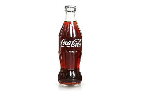 Coca-Cola в стекле