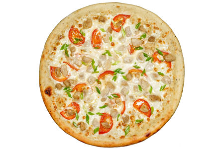 Пицца Цыпленок Ранч пышная