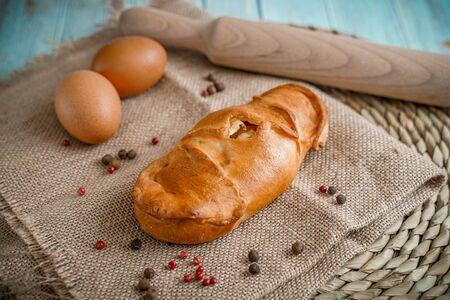 Пирожок Курочка ряба