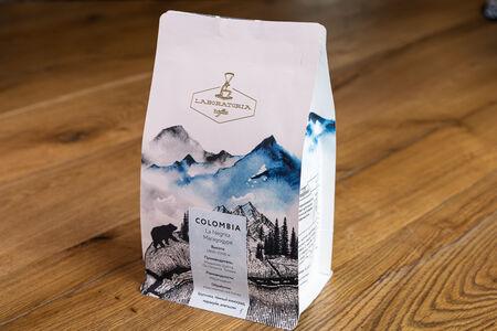 Кофе в зернах Colombia Maragogype La Negrita