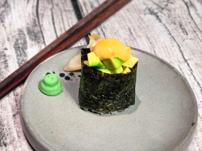 Острые суши Авокадо