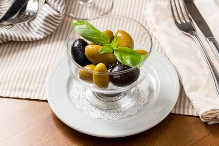 Гигантские оливки