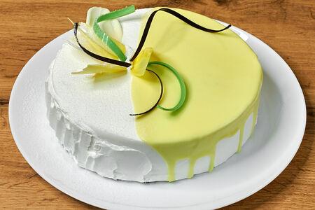 Торт Ананасовый пунш