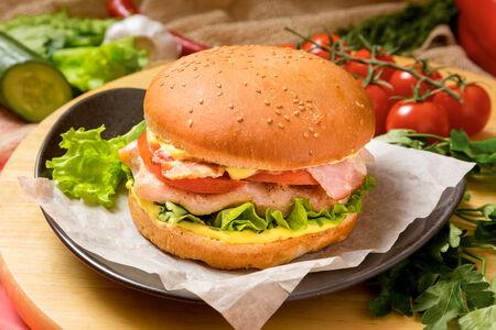 Бутерброд Гранд Филе