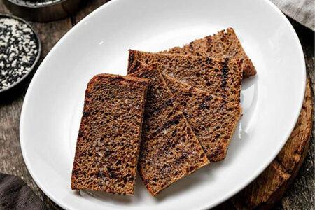 Хлеб Бородинский на гриле