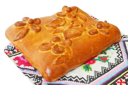 Пирог с горбушей и картофелем на дрожжевом тесте