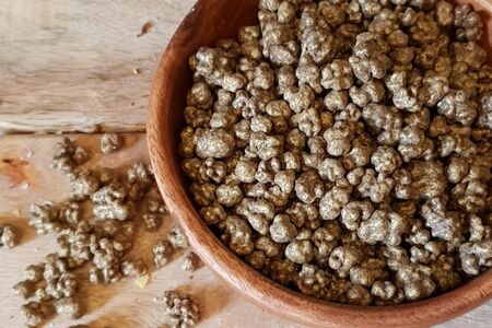 Дроблёные какао-бобы