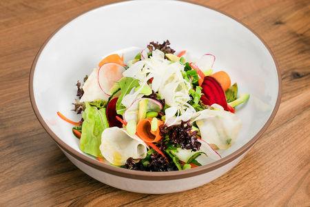 Салат Двенадцать овощей