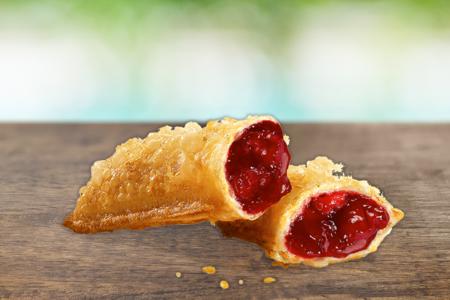 Пирожки с ягодами 2шт