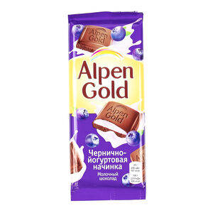 Alpen Gold черника-йогурт