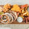 Фото к позиции меню Горячее мясное ассорти