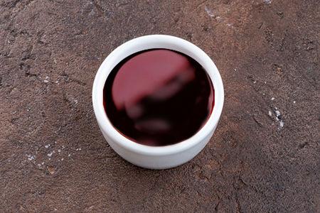 Соус с красным вином