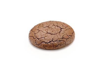 Печенье шоколадное с кокосом