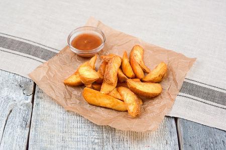 Картофель по-деревенски стандарт