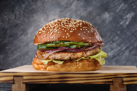 Бургер Азия