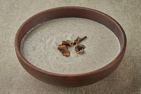 Грибной крем- суп с тархуном