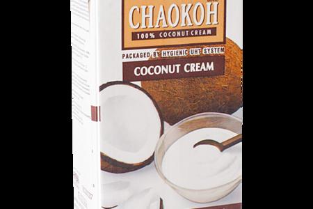Сливки кокосовые, Chaokoh