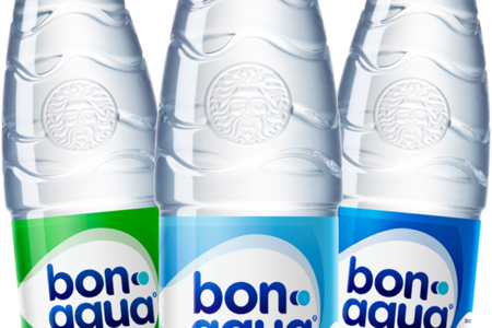 Бон Аква (газированная) 0,5