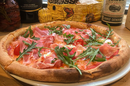 Пицца Прошутто Парма