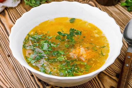 Суп Тефтелевый