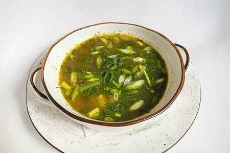 Суп Щавелевый с индейкой