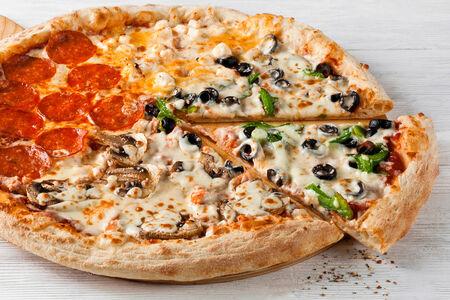 Пицца Фантастическая четверка