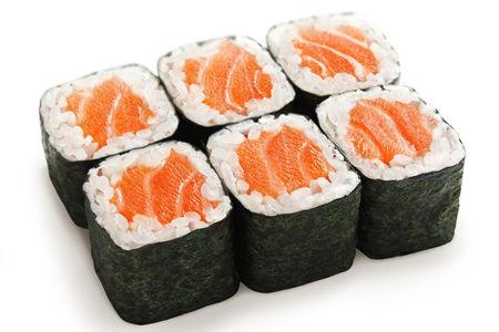 Классический с лососем