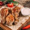 Фото к позиции меню Шашлык из куриных ножек